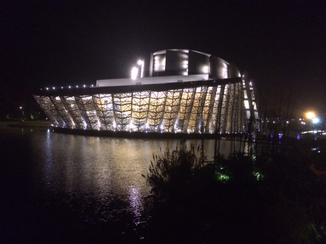 Wuzhen Theatre Festival venue