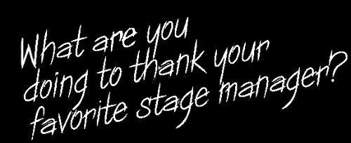 thanking SM