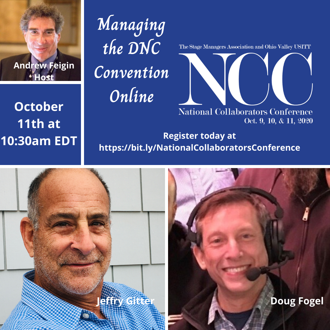 Managing the DNC Convention Online(2)