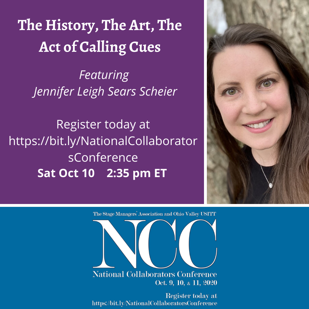 The History, The Art, The Act of Calling Cues